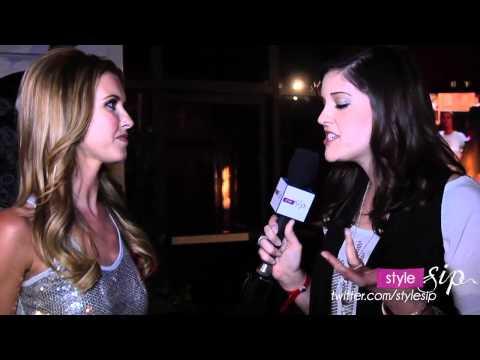 Catrific Interviews Audrina Patridge (видео)