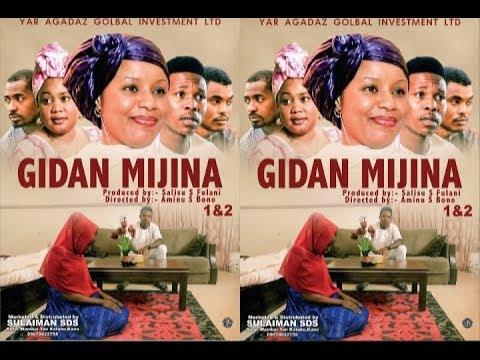 GIDAN MIJINA 1&2 LATEST HAUSA FILM