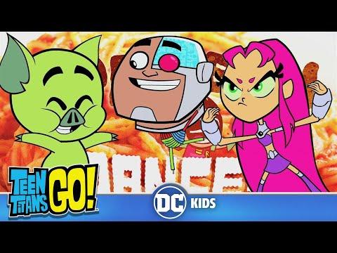 Teen Titans Go! | Titans DANCE! | DC Kids