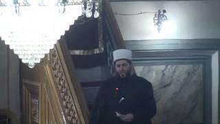 Mesazh Rinisë Islame - Hoxhë Muharem Ismaili - Hutbe