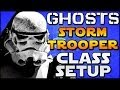 "COD Ghosts - ""STORMTROOPER"" Custom Class Setup ""STAR WARS"" (Call of Duty)"