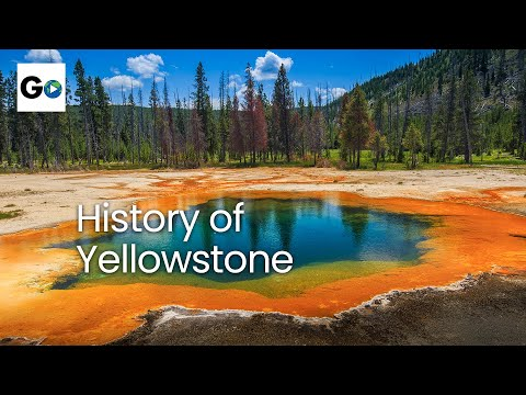 YELLOWSTONE - Buy the complete 58 National Parks on DVD: http://amzn.to/11dLm7S.