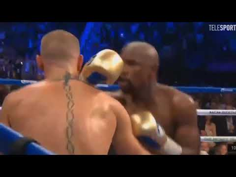 Floyd Mayweather vs Conor McGregor KNOCKOUT Fight Highlights