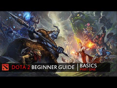 Dota 2 Beginner Guide - The Basics