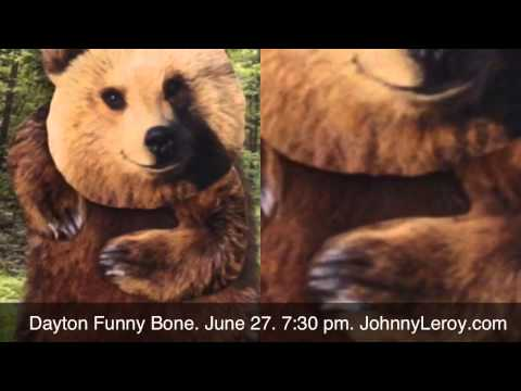 Johnny Leroy Dayton Funny Bone Open Mic Stand Up Comedy Promo