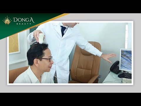 VIDEO giới thiệu cấy tóc
