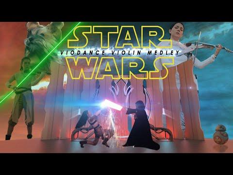 Star Wars Violin Medley | Soundtrack by Viodance