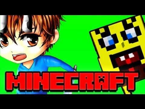 Minecraft SPONGEBOB Mod!