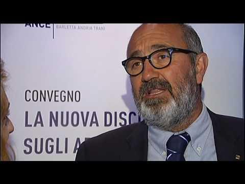 Intervista Convegno ANCE Edoardo Bianchi