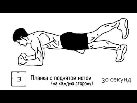 ТАЙМЕР ДЛЯ УПРАЖНЕНИЯ ПЛАНКА - DomaVideo.Ru
