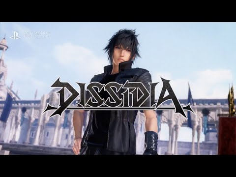 Dissidia: Final Fantasy NT: Noctis Reveal Trailer - TGS 2017