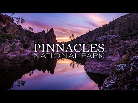 Pinnacles National Park in Crisp 4K