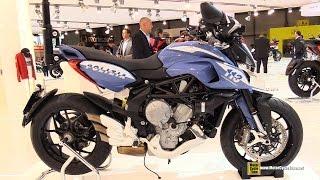 10. 2015 MV Agusta Rivale 800 Police Edition - Walkaround - 2014 EICMA Milan Motorcycle Exhibition