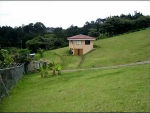 Costa Rica real estate – Luxury Mountain Home in Heredia