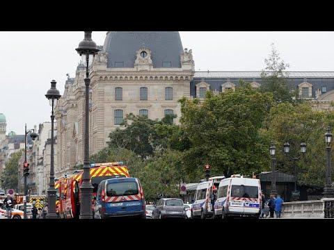 Παρίσι: Τέσσερις νεκροί από επίθεση στο αρχηγείο της αστυνομίας…