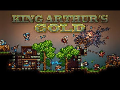 обзор King Arthur's Gold