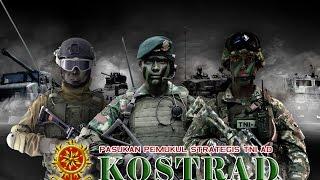 Video Kostrad : Pasukan Pemukul Strategis TNI AD MP3, 3GP, MP4, WEBM, AVI, FLV Mei 2017