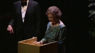 S.M. la Reina Doña Sofía es distinguida con la Medalla de Oro del Círculo del Liceo