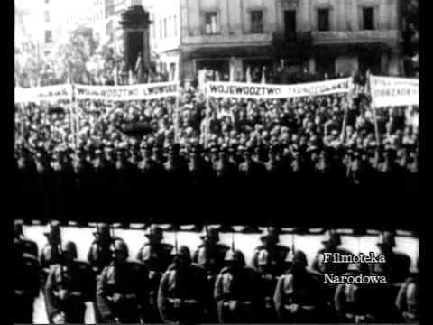 Powrót relikwi św. Andrzeja Boboli - 1938