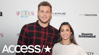 Colton Underwood Calls Aly Raisman His 'First Love' – Here's A Timeline Of Their Relationship