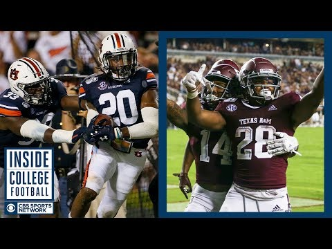 Video: #8 Auburn at #17 Texas A&M Preview | Inside College Football