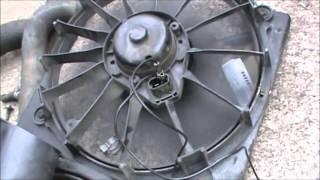 8. Como Saber si los Ventiladores de mi carro funcionan?
