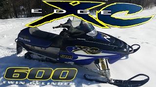 7. 2003 Polaris XC Edge 600