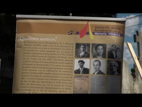 Vermisst in Spanien: Suche nach Francos Toten - ein neues Gesetz soll helfen