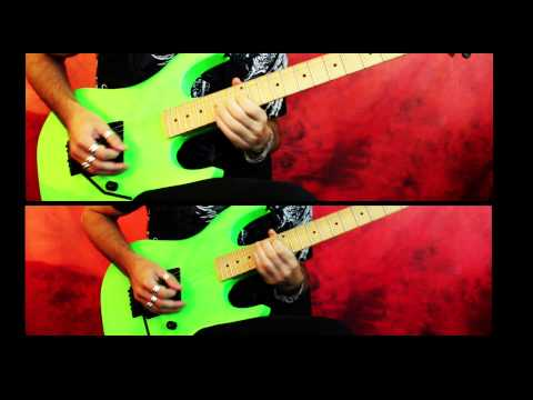 Crimson Tide - Deep Blue Sea - Double Guitar (Cover)