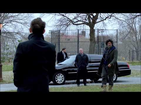 Person of Interest - John Reese meets Harold Finch (Season 1 Episode 1)