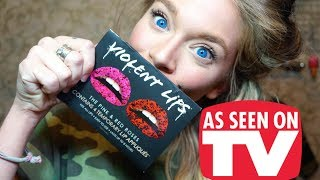 Video VIOLENT LIPS- DOES THIS THING REALLY WORK? MP3, 3GP, MP4, WEBM, AVI, FLV Agustus 2018