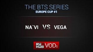 Na'Vi vs Vega, game 2