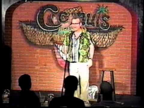 jay hewlett stand up comedy