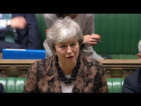Brexit: Η Τερέζα Μέι αντιμέτωπη με την Βουλή των Κοινοτήτων…