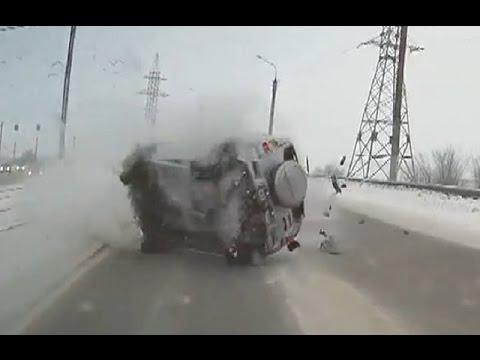 Новая подборка аварий и дтп 15 12 2016
