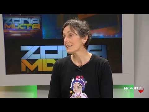 Entrevista a Amaia Osaba en Navarra Televisión
