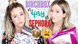 Unboxing: BIRCHBOX vs IPSY vs SEPHORA | March 2019 by Eleventh Gorgeous