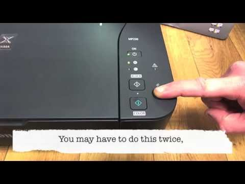 Как сделать сброс настроек принтера