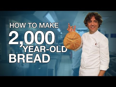 How To Make 2 000YearOldBread