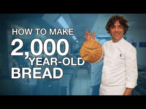 How To Make 2 000YearOldBread