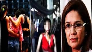 El 21 de octubre de 2007 Una adolescente de sólo 15 años de edad - y de iniciales L.A.B.  Fue detenida tras entrar presuntamente de forma ilegal a una casa en el estado brasileño de Pará.