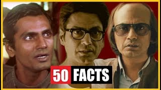 Video 50 Facts You Didn't Know About Nawazuddin Siddiqui | Hindi MP3, 3GP, MP4, WEBM, AVI, FLV Mei 2018