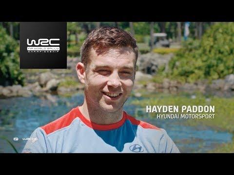 WRC 2017: DRIVER PROFILE Hayden Paddon