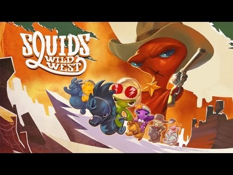Video of Squids Wild West