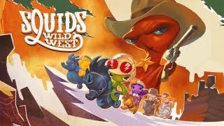 Squids Wild West YouTube video