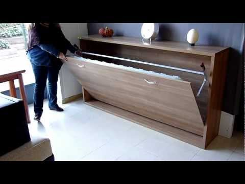 Camas plegables argentina videos videos relacionados for Cama mueble ikea
