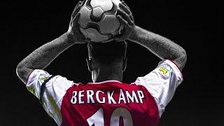 Dennis Bergkamp, uno de los holandeses más elegantes