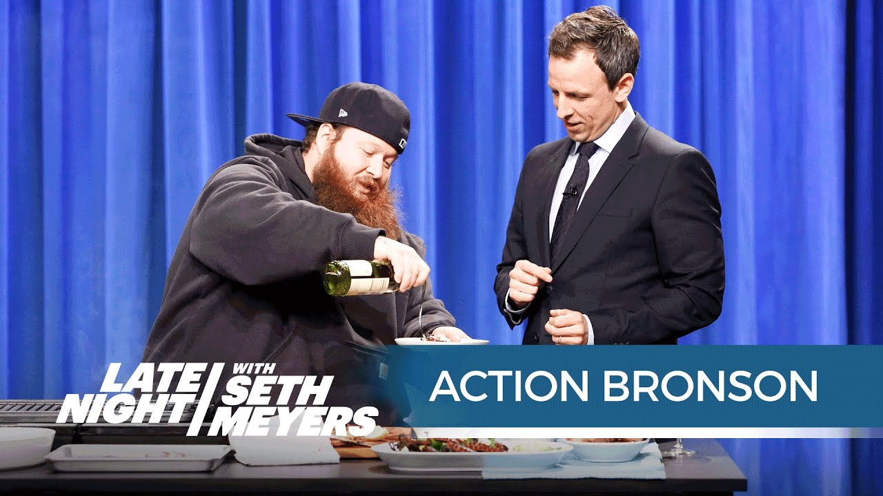 """Action Bronson Proves Hes """"Mr. Wonderful"""" on His New Collaboration With Samiyam news"""