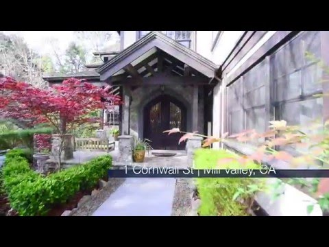1 Cornwall St Mill Valley CA | Mill Valley Homes for Sale