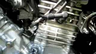 5. 1994 Kawasaki Vulcan 750 Engine Tick